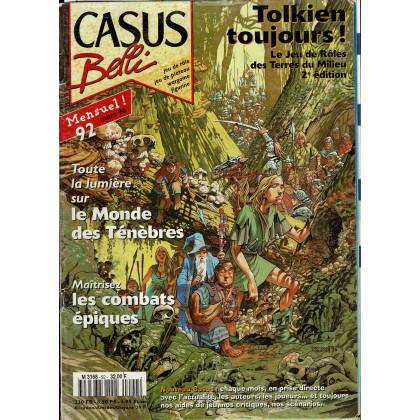 Casus Belli N° 92 (magazine de jeux de rôle) 009
