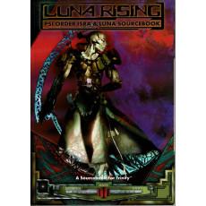 Luna Rising - Psi Order Isra & Luna Sourcebook (jdr Trinity en VO)