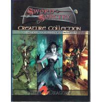 Creature Collection - Sword & Sorcery (jdr Dungeons & Dragons 4 en VO)