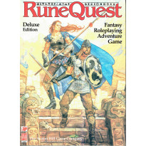 Runequest Deluxe Edition - Fantasy RolePlaying Adventure Game (jdr en VO)
