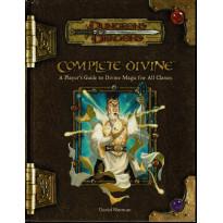 Complete Divine (jdr Dungeons & Dragons 3.5 en VO)