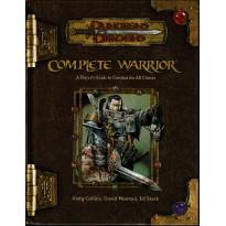 Complete Warrior (jdr Dungeons & Dragons 3.5 en VO)