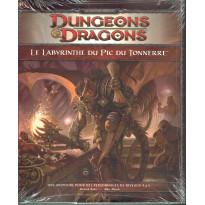 H2 Le Labyrinthe du Pic du Tonnerre (jdr Dungeons & Dragons 4 en VF) 008