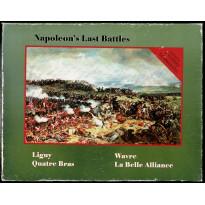 Napoleon's Last Battles (wargame Decision Games-SPI en VO)
