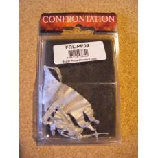 Porte-étendard royal (blister de figurine Confrontation en VF)