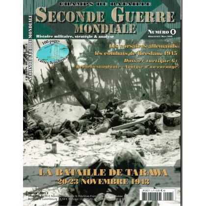 Seconde Guerre Mondiale N° 6 (Magazine histoire militaire) 002