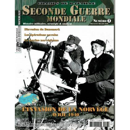 Seconde Guerre Mondiale N° 7 (Magazine histoire militaire) 002
