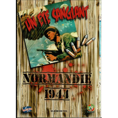 Normandie 1944 - Un été sanglant (wargame Ludofolie en VF)