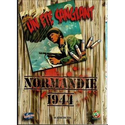 Normandie 1944 - Un été sanglant (wargame Ludofolie en VF) 001