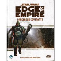Dangerous Covenants - Edge of the Empire (jdr Star Wars en VO) 001