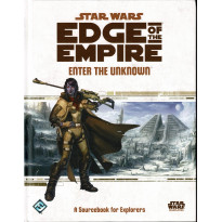 Enter the Unknown - Edge of the Empire (jdr Star Wars en VO) 001