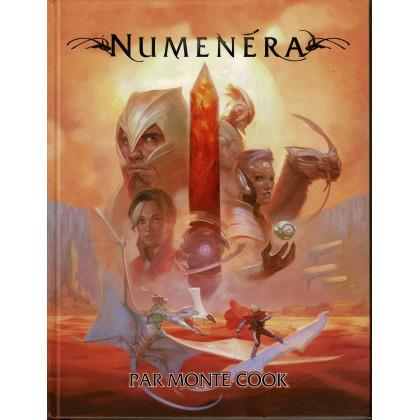 Numenéra - Livre de base (jdr Blackbook Editions en VF) 002