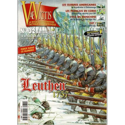 Vae Victis N° 32 (La revue du Jeu d'Histoire tactique et stratégique) 005
