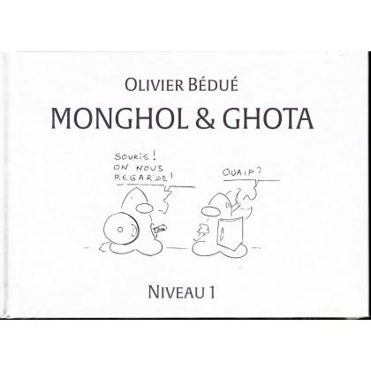 Monghol & Ghota - Niveau 1 (album humoristique de jdr de Black Book en VF) 004