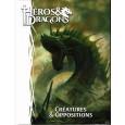Héros & Dragons - Créatures & Oppositions (jdr de Black Book en VF) 002