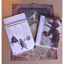 Invincible - Les Sept Vies du Dragon + accessoires souscription (jdr Héros & Dragons de BBE en VF)