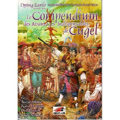 Le Compendium des Avantages Indispensables de Cugel (jdr Dying Earth en VF) 004