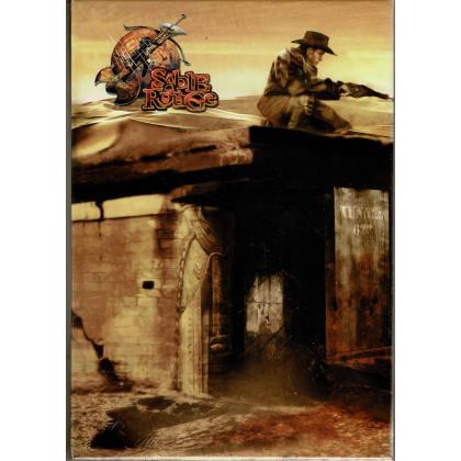 Sable Rouge - Ecran de Jeu & livret (jdr 7e Cercle en VF) 002