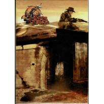 Sable Rouge - Ecran de Jeu & livret (jdr 7e Cercle en VF)