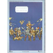 Ecran & Accessoires des Joueurs et du Maître de Jeu (jdr Premières Légendes Celtiques)