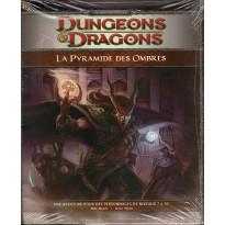 H3 La Pyramide des Ombres (jdr Dungeons & Dragons 4 en VF)