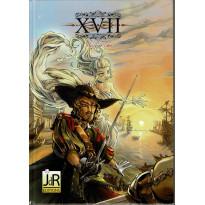 XVII - Au fil de l'âme (livre de base jdr 1ère édition en VF) 001