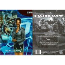 C.O.P.S. - Ecran & livret (jdr 1ère édition Siroz en VF)