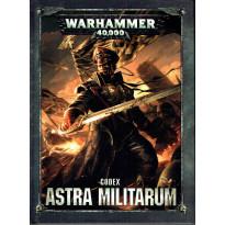 Codex Astra Militarum V8 (Livret d'armée figurines Warhammer 40,000 en VF) 001