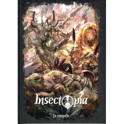 Insectopia - La Conquête (livre de base jdr Odonata en VF) 001