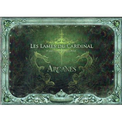 Les Lames du Cardinal - Arcanes (jdr Sans Détour en VF) 001
