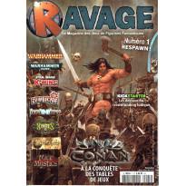 Ravage N° 1 Respawn (le Magazine des Jeux de Figurines Fantastiques)