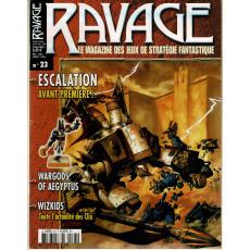 Ravage N° 23 (le Magazine des Jeux de Stratégie Fantastique)