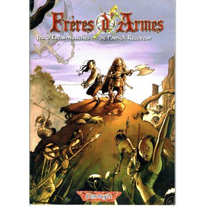 Frères d'Armes 2.0 - Jeu d'escarmouches (jeu de figurines fantastiques en VF) 001
