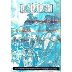 Leviathan (Jeu de figurines dans un monde fantastique post-apocalyptique en VF)