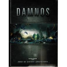 Damnos - Zone de Guerre Apocalypse (jeu figurines Warhammer 40,000 V6 en VF)