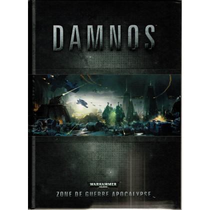 Damnos - Zone de Guerre Apocalypse (jeu figurines Warhammer 40,000 V6 en VF) 001