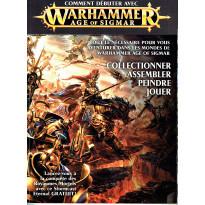 Comment débuter avec Warhammer Age of Sigmar (jeu figurines Warhammer en VF)