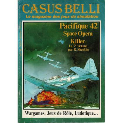 Casus Belli N° 14 (le magazine des jeux de simulation) 005