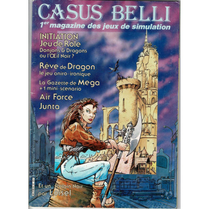 Casus Belli N° 32 (1er magazine des jeux de simulation) 007