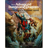 Dungeoneer's Survival Guide (jdr AD&D 1ère édition en VO)