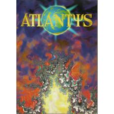 Atlantys - Les Justiciers de l'Age d'Or (Livre de règles jdr en VF)