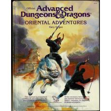 Oriental Adventures (jdr AD&D 1ère édition en VO)
