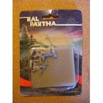 Ratling Fighters (blister de figurines Fantasy Ral Partha) 002