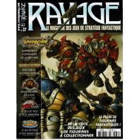 Ravage N° 37 (le Magazine des Jeux de Stratégie Fantastique)