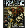 Ravage N° 37 (le Magazine des Jeux de Stratégie Fantastique) 001