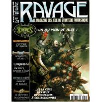 Ravage N° 33 (le Magazine des Jeux de Stratégie Fantastique)