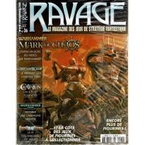 Ravage N° 36 (le Magazine des Jeux de Stratégie Fantastique)