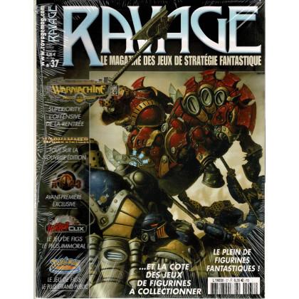 Ravage N° 37 (le Magazine des Jeux de Stratégie Fantastique) 002