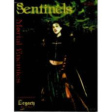 Mortal Ennemies - Sentinels (Rpg Legacy en VO)