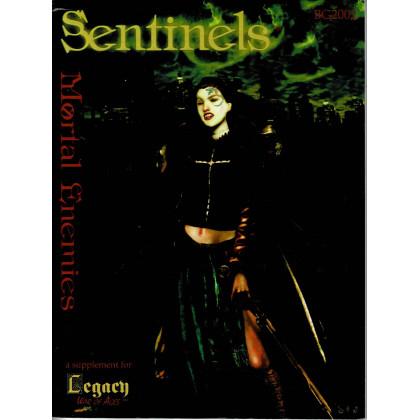Mortal Ennemies - Sentinels (Rpg Legacy en VO) 001
